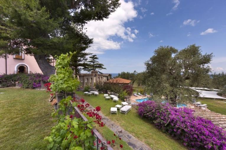 Villa Santa Fortunata