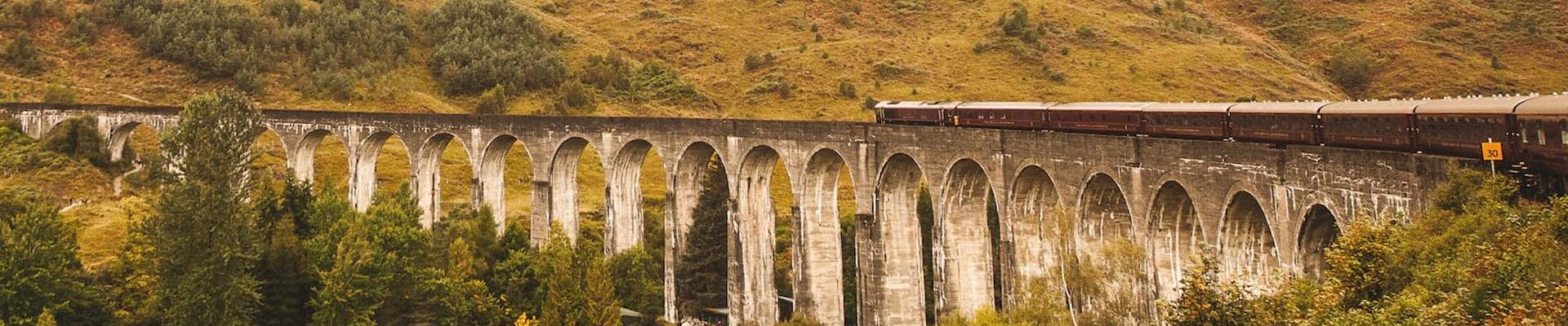 Upplev det skotska landskapet med Royal Scotsman
