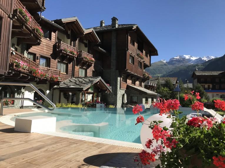 Hotel Relais des Glaciers