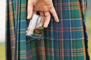 Whiskyprovning på köpet!