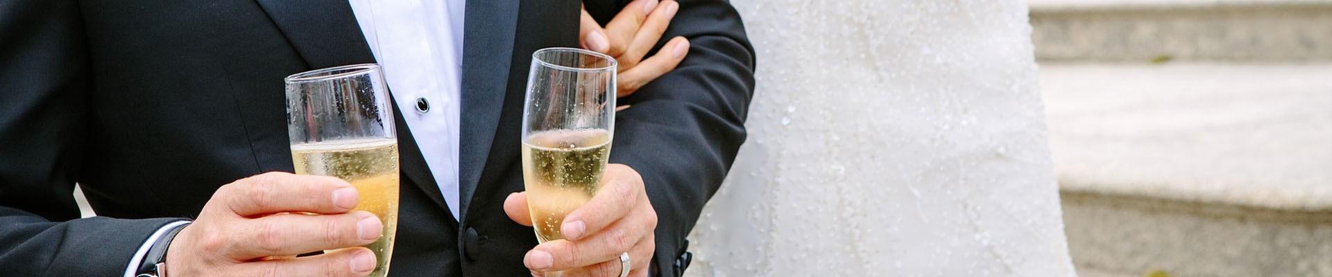 Bröllop i England