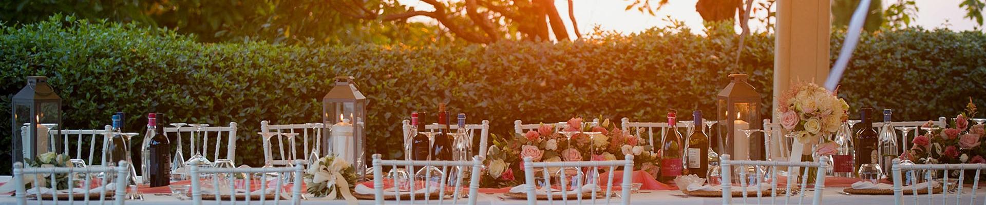 Bröllop i Toscana i Italien
