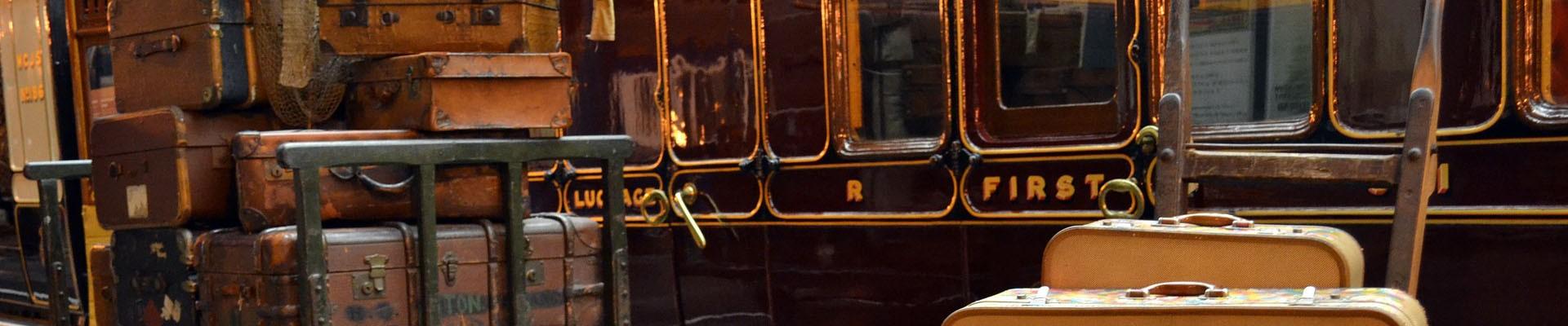 Lyxiga tåget