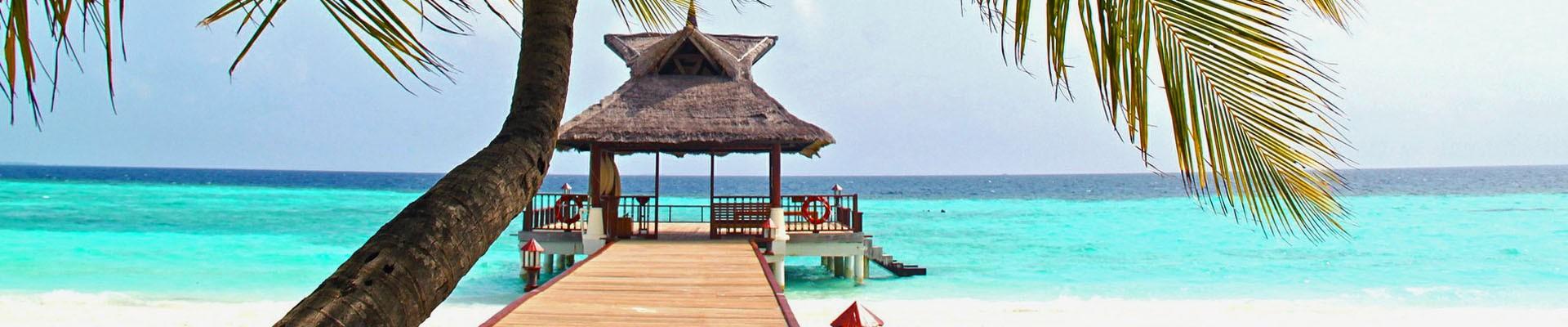 Bröllopsresa Maldiverna