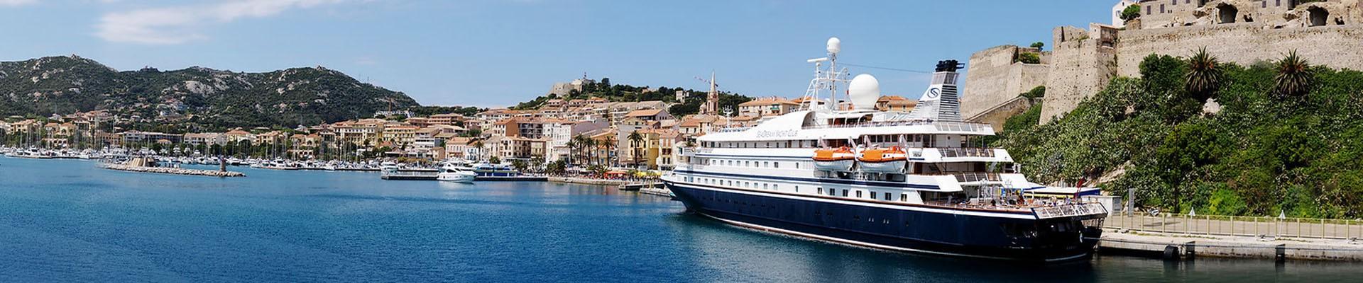 Lyxkryssning på riktigt - eller Yachting som vi kallar det!