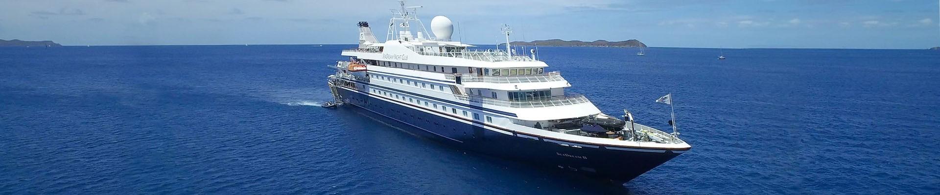 Njut av integritet på en mega yacht