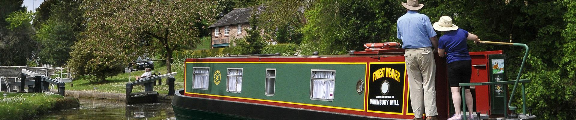 Kanalbåtar