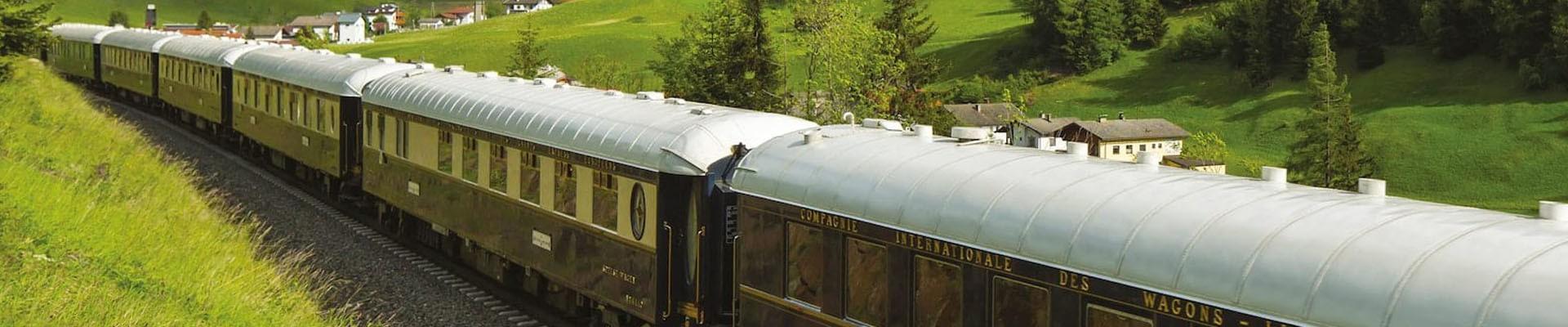 Boka Orient-Expressen