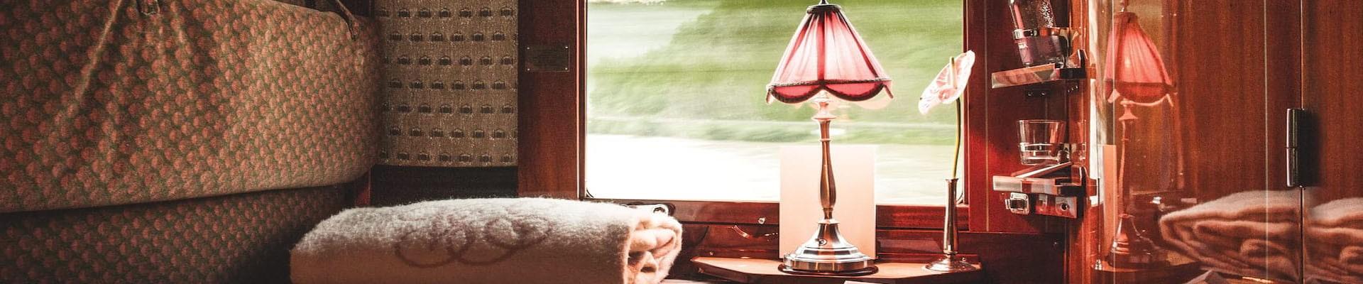 Klassiskt tåg är drömresan för många