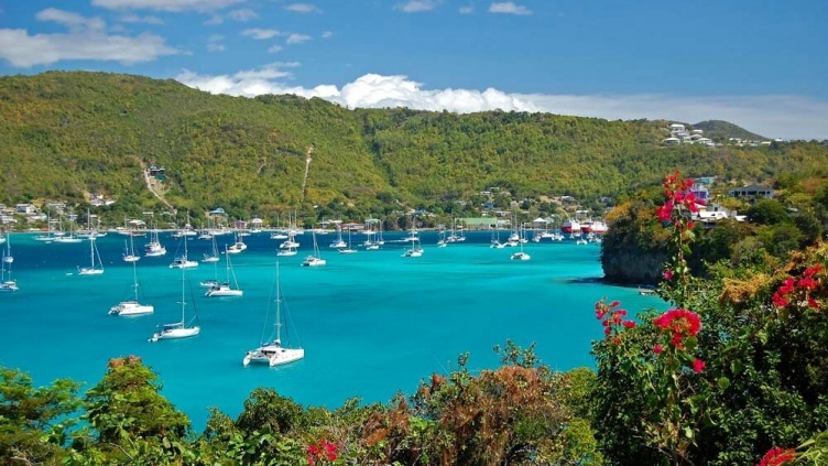 Kryssning Barbados, St Lucia, St Vincent, Granada