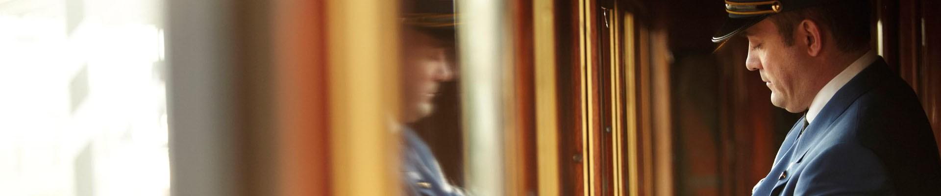 Oförglömlig tågresa med Orientexpressen