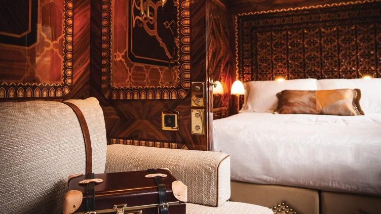Orient Expressen London - Verona 1 natt