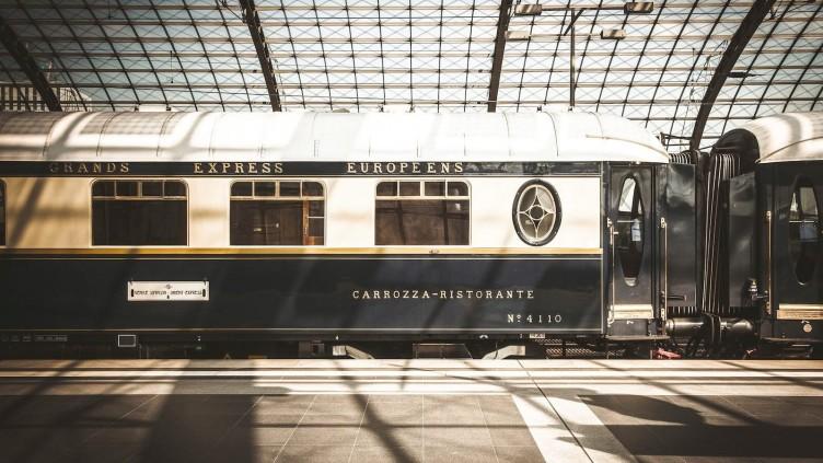 Orient Expressen Venedig till London 1 natt