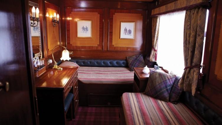 Scotch Malt Whisky Tour med Royal Scotsman